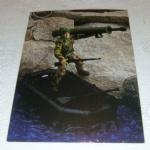1994 GI Joe 30th Salute #29 30th salute collector team Trading card